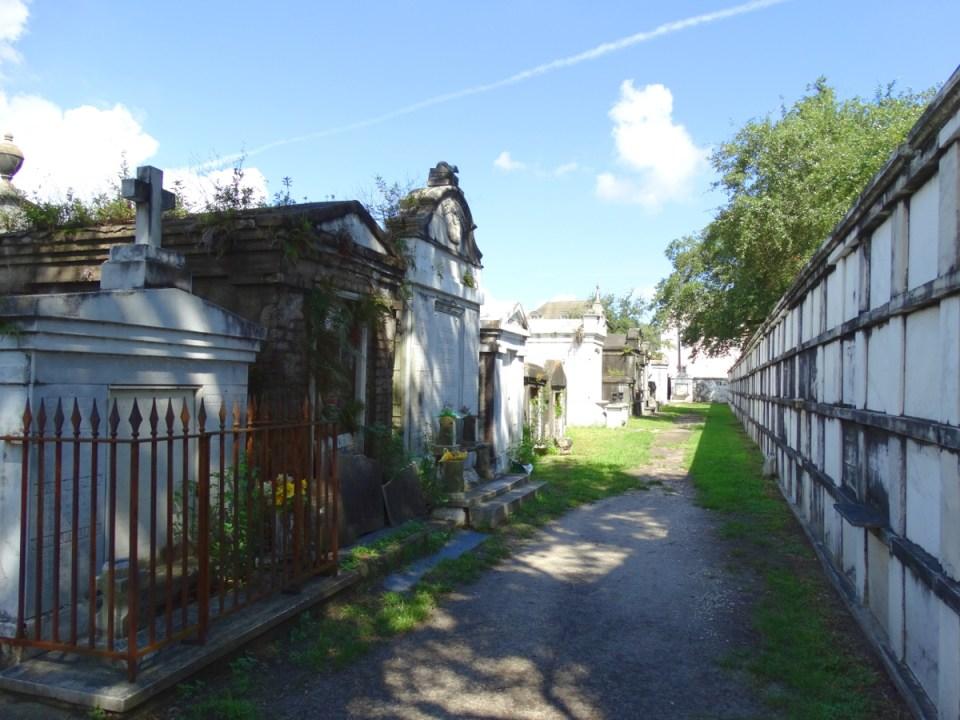 Grabstätten Lafayette Cemetery New orleans
