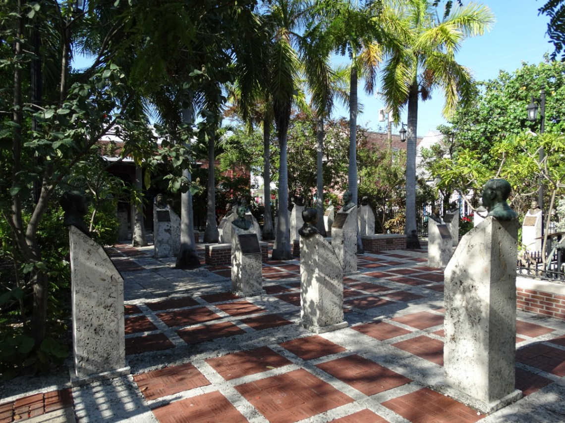 Key West Historic Memorial Sculpture Garden