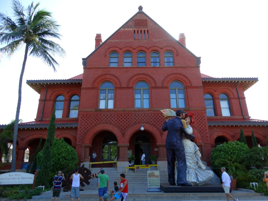Key West Mueseum of Art and History