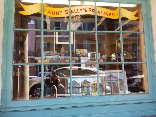 Aunt Sally's Pralinen - köstlich!