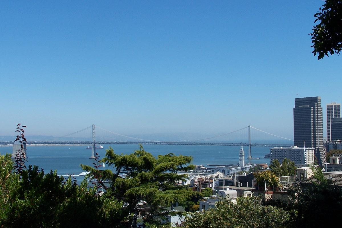 wie man Leute in San Francisco trifft