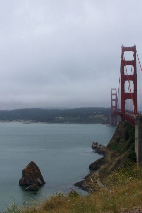 Golden Gate Bridge Vista Point