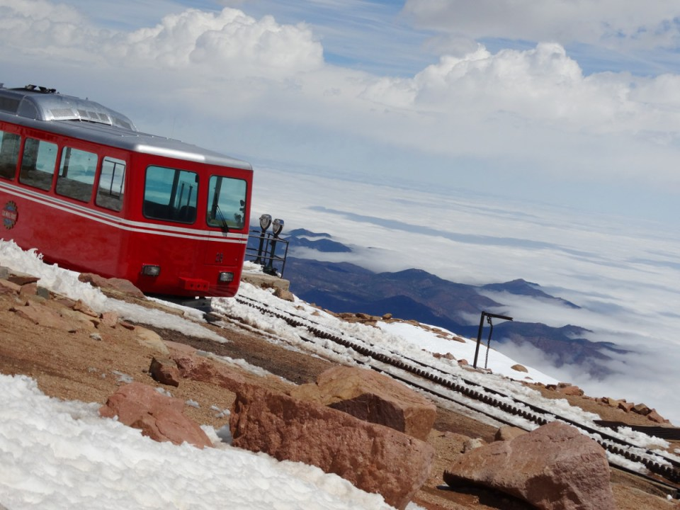 Pikes Peak Zahnradbahn