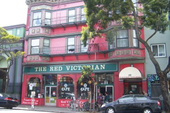 Red Victorian SF