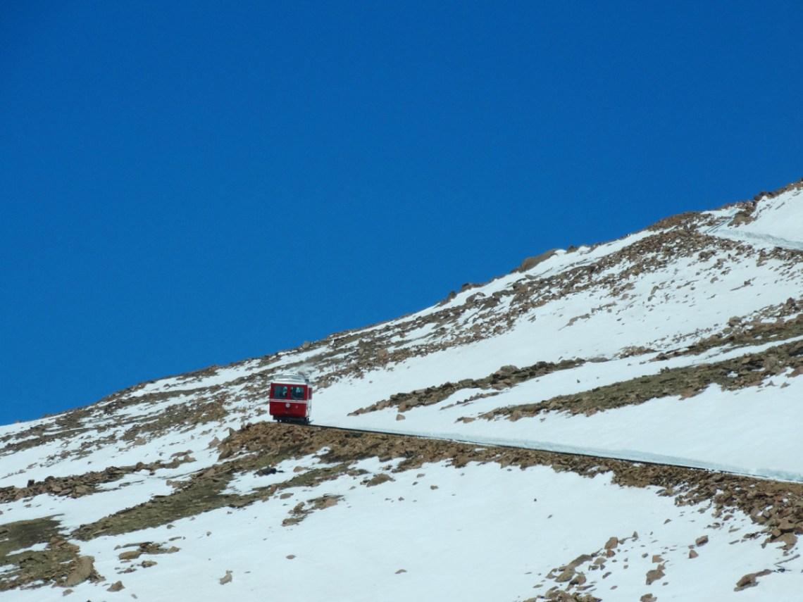 Zahnradbahn Pikes Peak