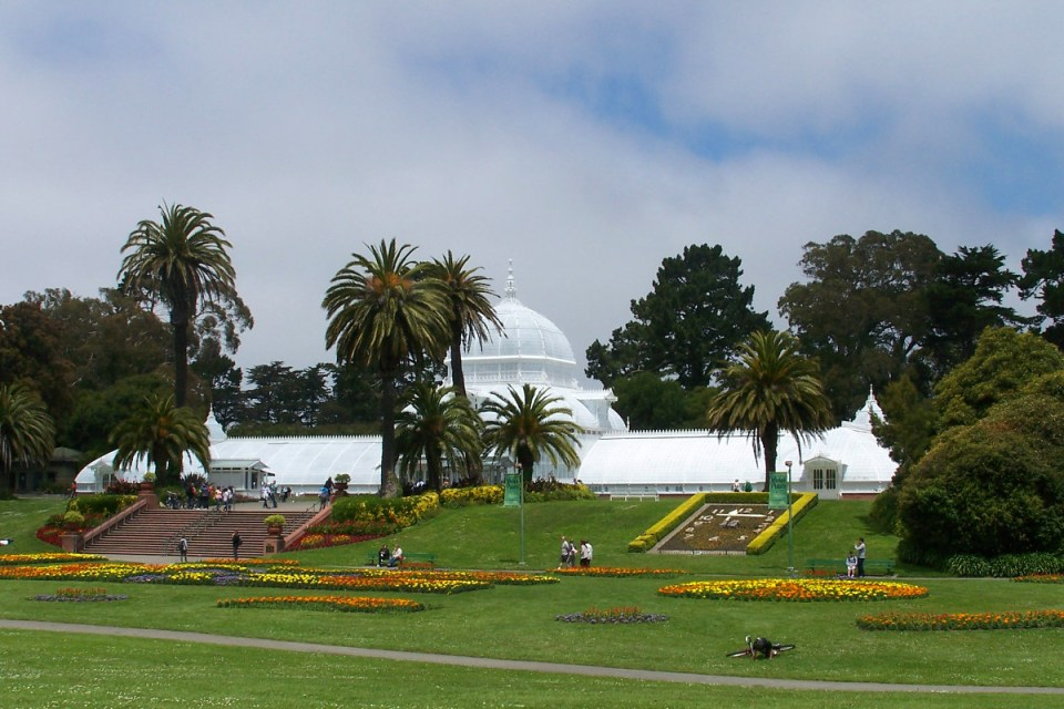 golden gate park sf