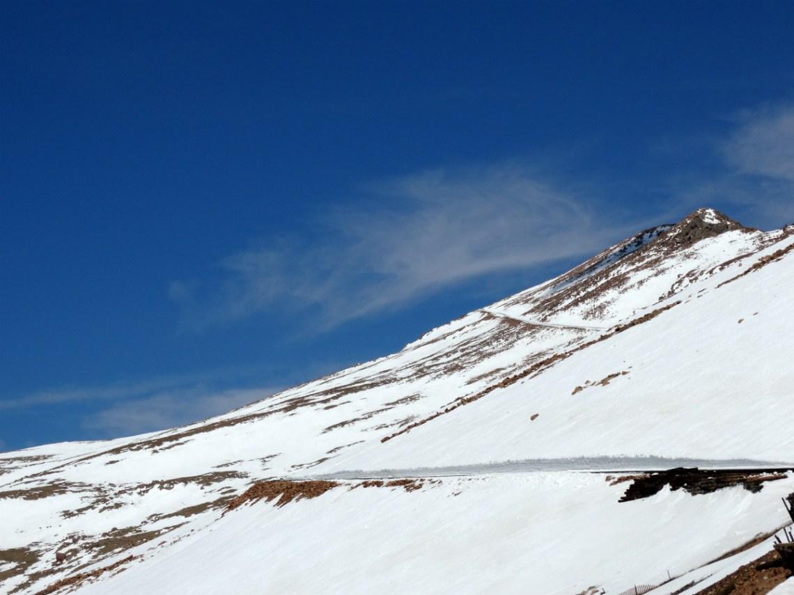 Cog Railway Pikes Peak