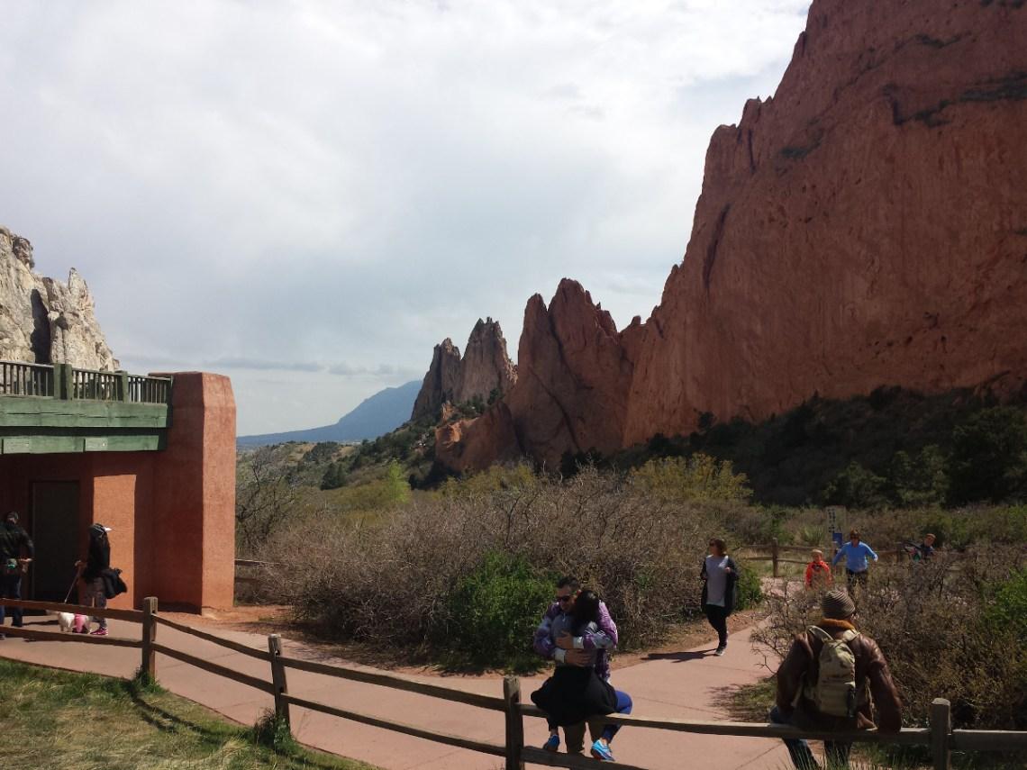 Juniper Loop Garden of the Gods Colorado
