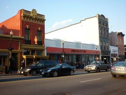Shops Georgetown