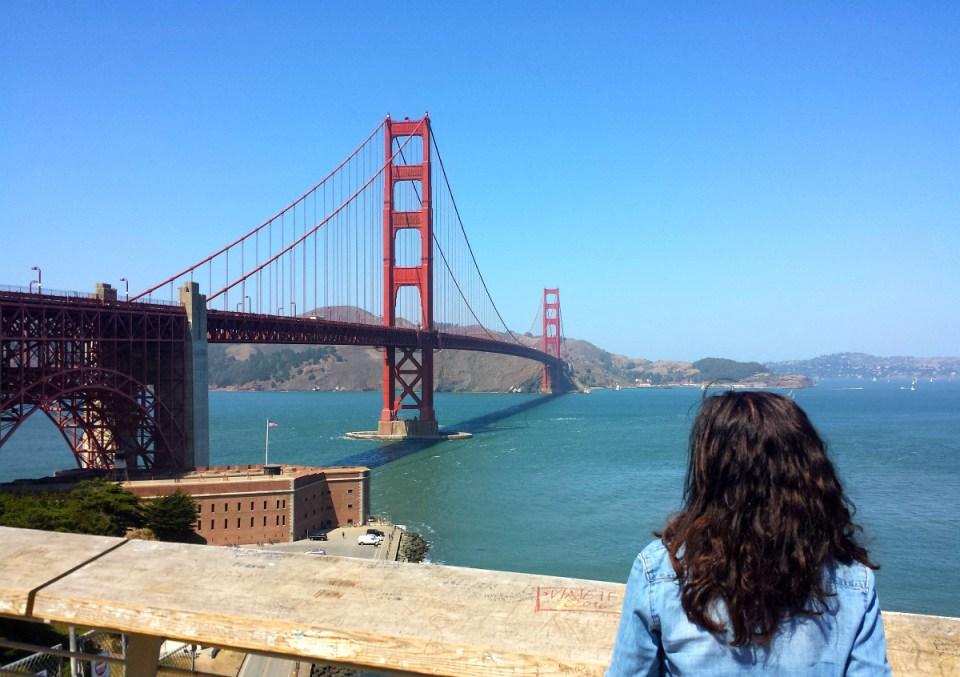 USA Roadtrip Westküste Start in sSn Francisco