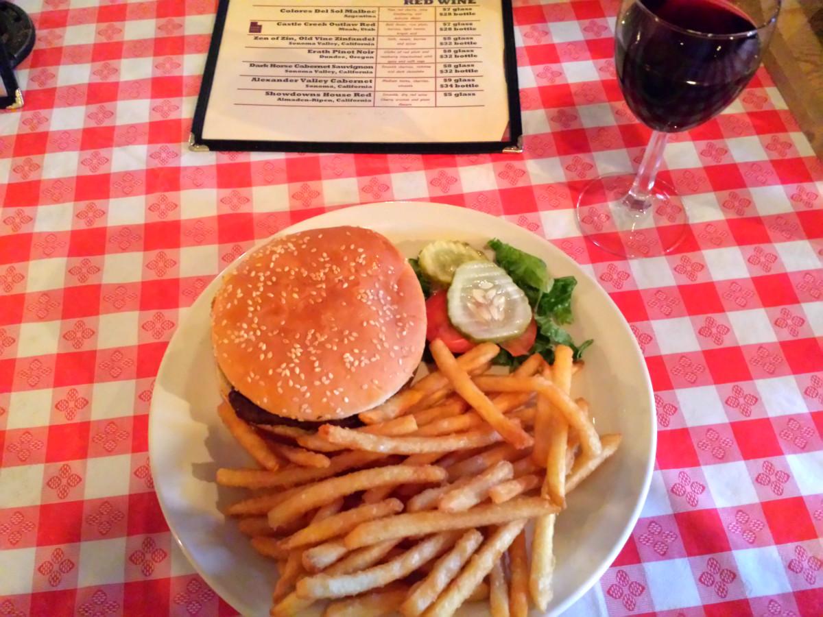 Hamburger USA