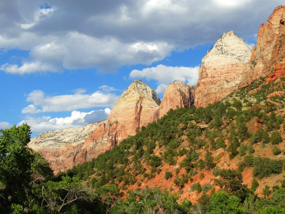 Zion Nationalpark Utah
