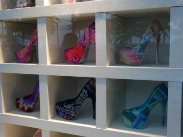 Shopping shoes miami beach