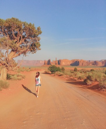 Im Monument valley (2)