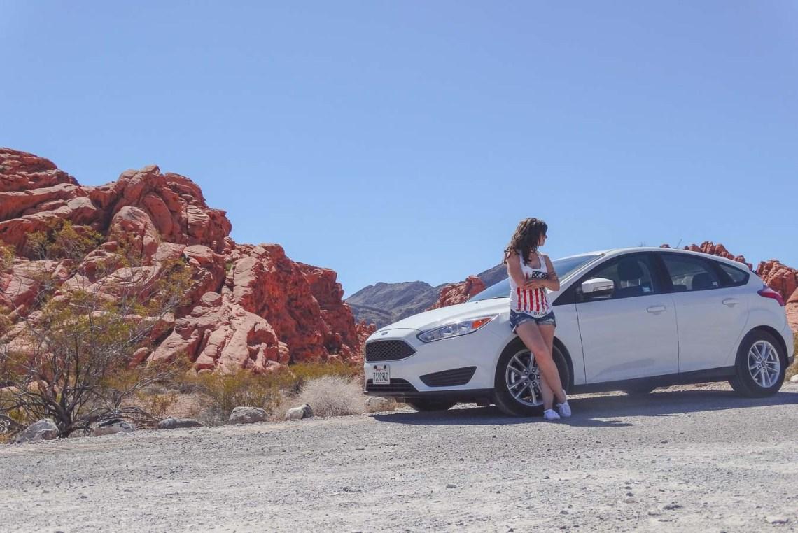 USA Roadtrip allein als Frau