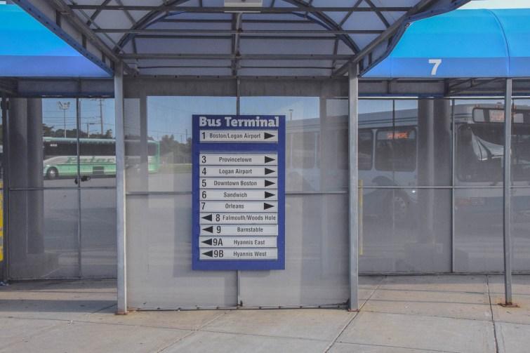 Hyannis Bus terminal