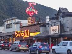Cowboy Bar in Jackson Hole