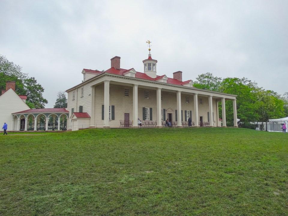 Mount Vernon - Präsident George Washingtons Landsitz