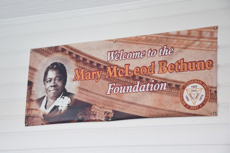 Mary McLeod Bethune House