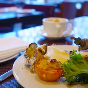ルネッサンス・バンコク・ラッチャプラソーンの朝食