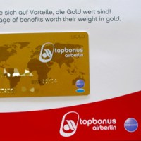 大成功!Air BerlinとANA SFC, Delta Goldとのステータスマッチ