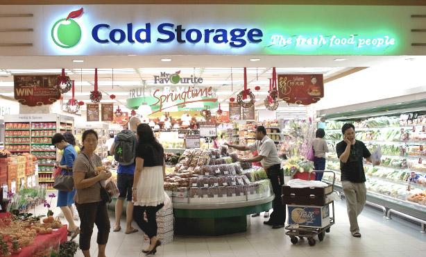 コールドストレージ シンガポール