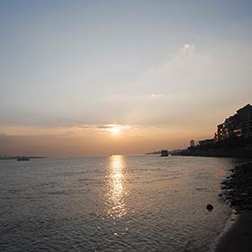 東洋のベニス、と呼ばれる台湾・淡水の夕暮れにうっとり