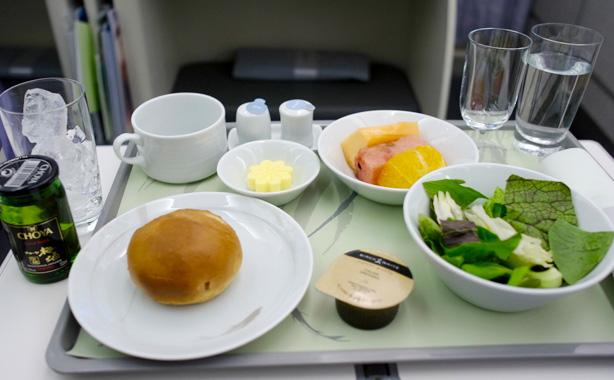 大韓航空ビジネスクラス