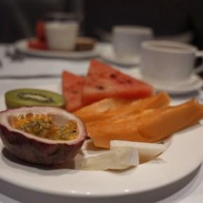 ホテルの朝食 Les Suites Taipei Ching Cheng
