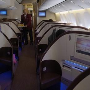 航空券高騰の夏休みこそ、優雅に、そしてお得にビジネスクラスで海外旅行