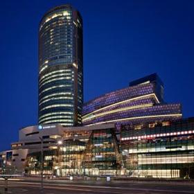 TripAdovisorの高順位に偽りなし!『Sheraton Seoul D Cube City Hotel』
