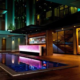 SFC修行回想記:バンコクの格安ホテルSiam Swana Hotelで仮眠