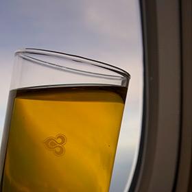 シンガポール⇒バンコク タイ航空 ビジネスクラス