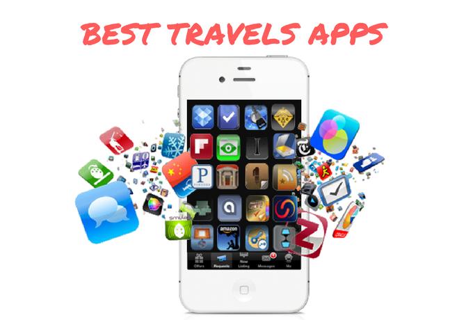 Le top des applications pour voyager