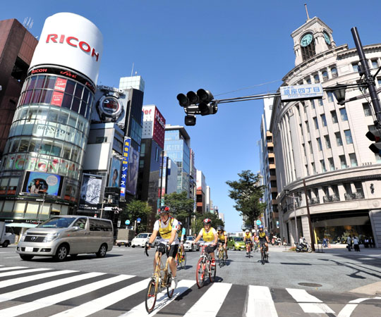 toyko-cycling