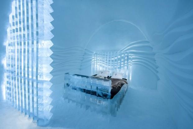 瑞典冰酒店2