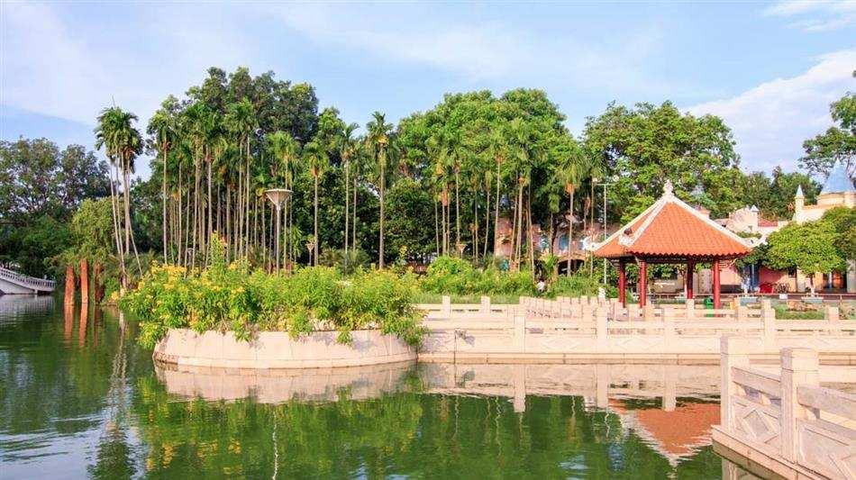 DAM SEN CULTURAL PARK HO CHI MINH
