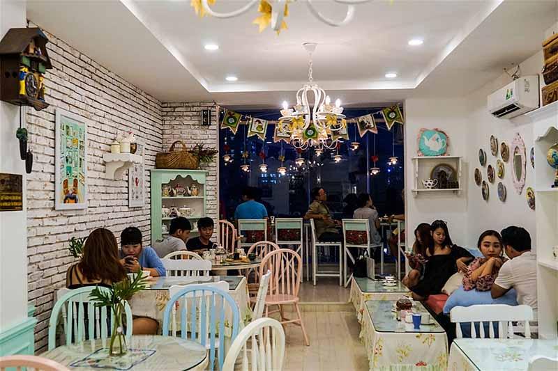 partea English tearoom