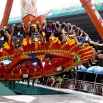 Games in Suoi Tien Theme Park Saigon