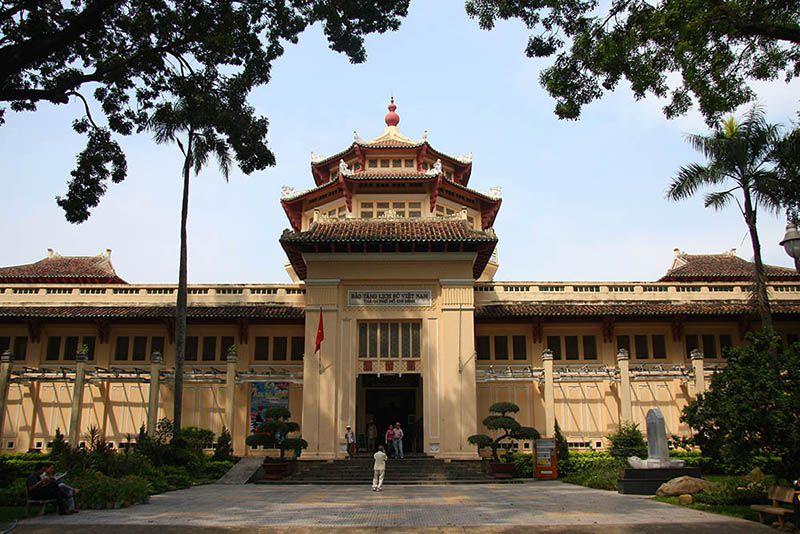 museum of Vietnamese history hcmc