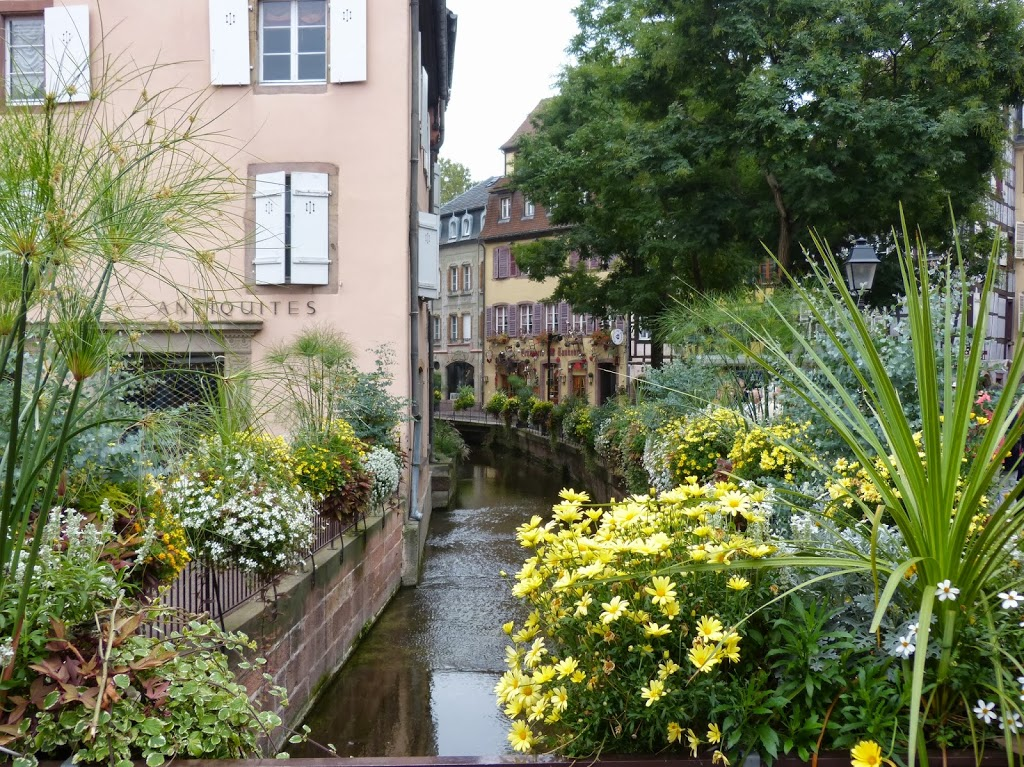 Colmar, France and the Alsace Wine Route - Travels and Tipples