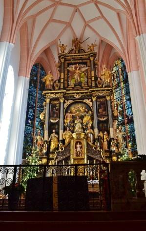 Cathedral at Mondsee