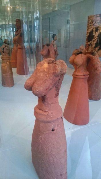 Αρχαιολογικό μουσείο Κέας (Κορες οικισμού Αγιας Ειρήνης