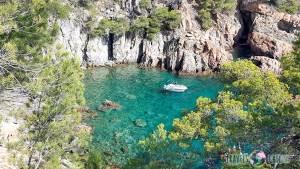 Cala d'en Massoni Costa Brava