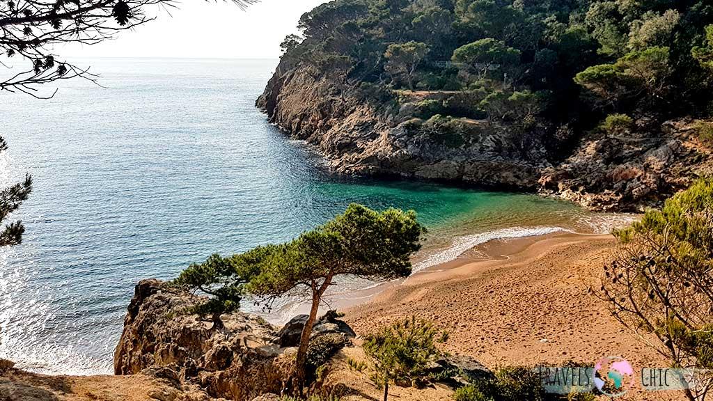 Cala Pola Tossa de Mar Costa Brava