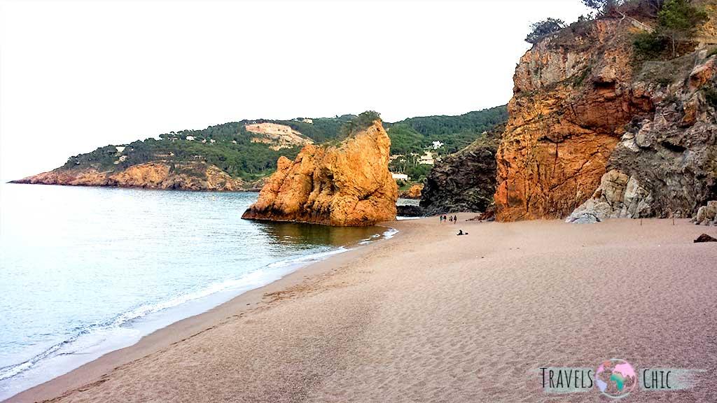 Playa Illa Roja Begur