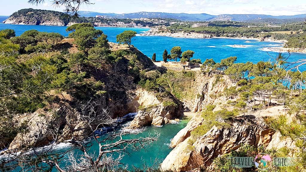 Poblat iberic Es Castell Palamós Costa Brava