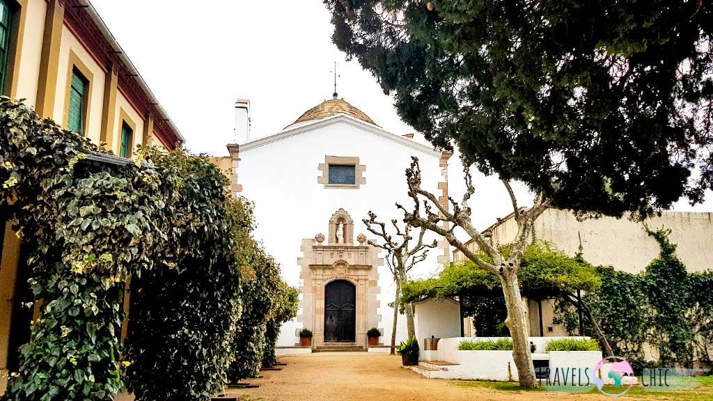 ermita santa cristina lloret de mar