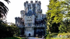 Castillo de Butrón una de las cosas que ver en el País Vasco