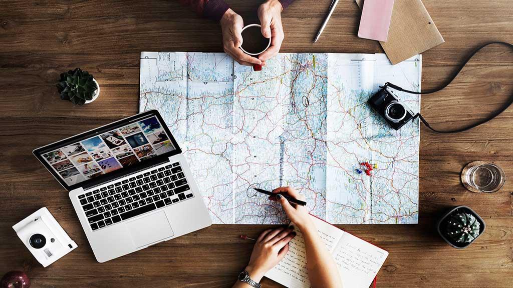 consultoría de viajes